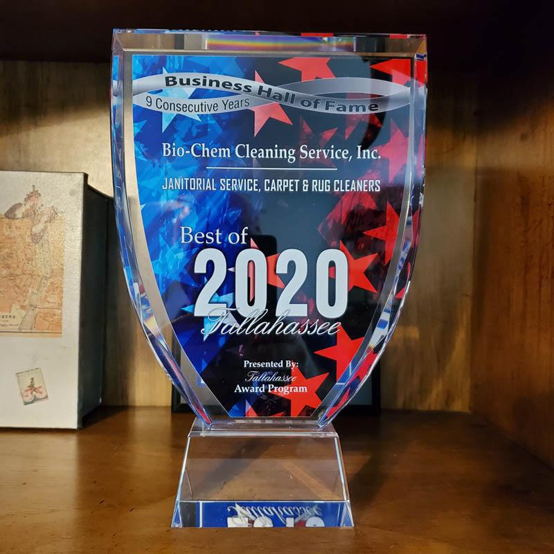 Best of 2020 Award